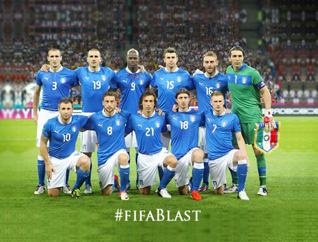 Italy: World Cup 2014 FIFA Team Preview @TheRoyaleIndia