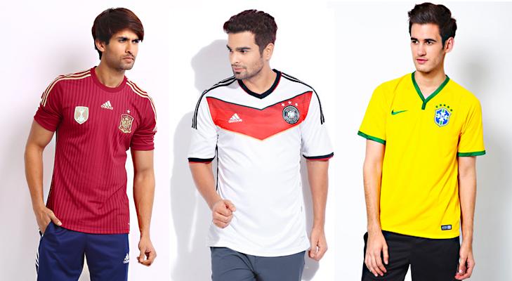 Football Merchandise Jerseys @TheRoyaleIndia