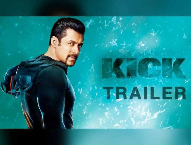 Kick trailer launched by Salman Khan and Jacqueline Fernandes @TheRoyaleIndia