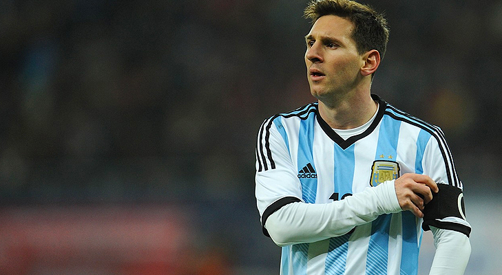 Lionel Messi @TheRoyaleIndia