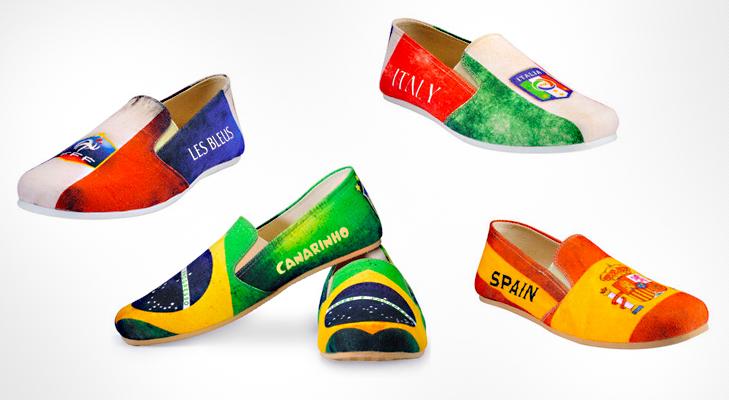 Football Merchandise Loafers @TheRoyaleIndia