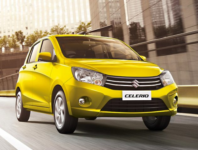 Maruti to launch 800cc diesel engine for Celerio @TheRoyaleIndia
