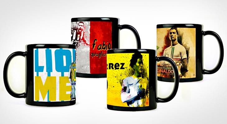 Football Merchandise Mug @TheRoyaleIndia