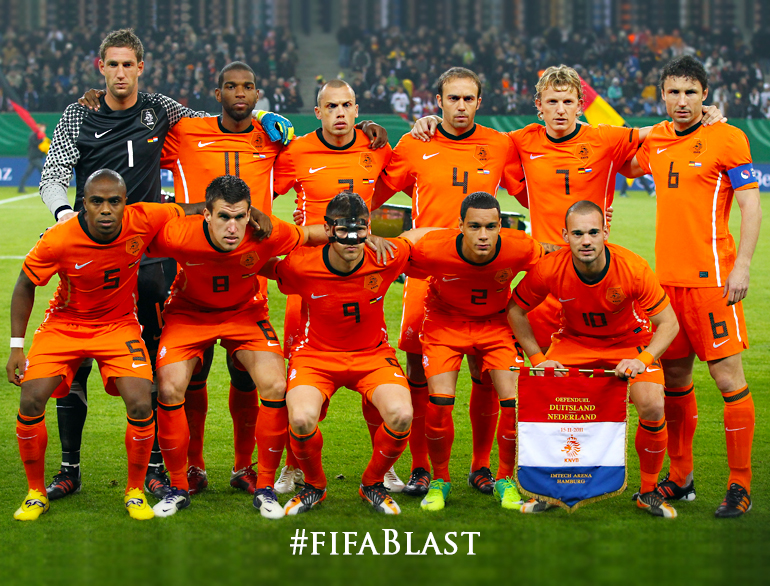 Netherlands : Team Preview