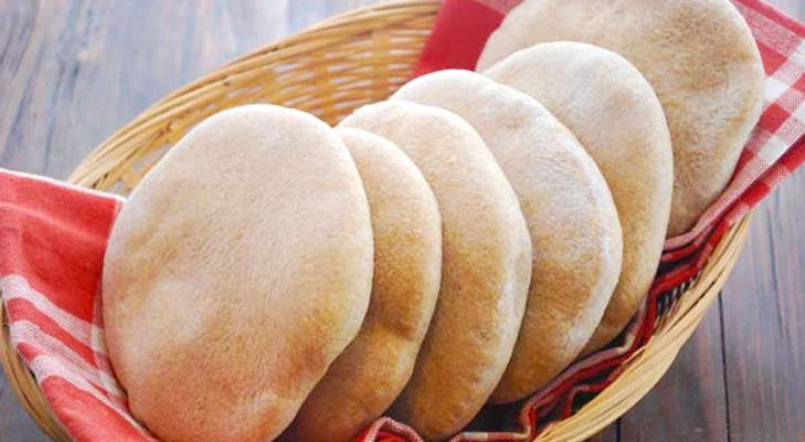 Pita Bread @TheRoyaleIndia