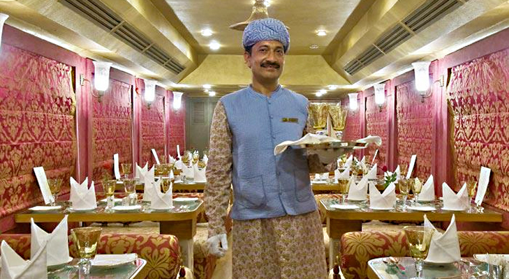 Royal Rajasthan on Wheels @TheRoyaleIndia