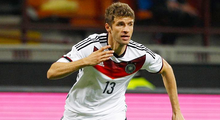 Thomas Muller @TheRoyaleIndia