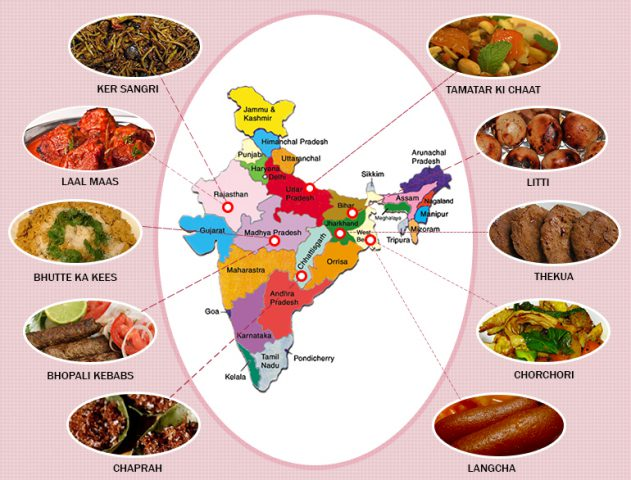 Lesser known dishes from India Part 2 @TheRoyaleIndia