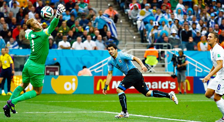 Uruguay vs England @TheRoyaleIndia