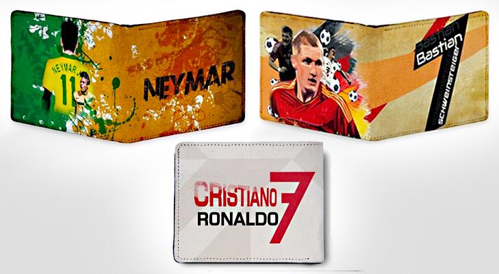 Football Merchandise Wallet @TheRoyaleIndia