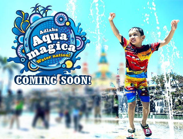 Adlabs to launch Aquamagica - a water park @TheRoyaleInd