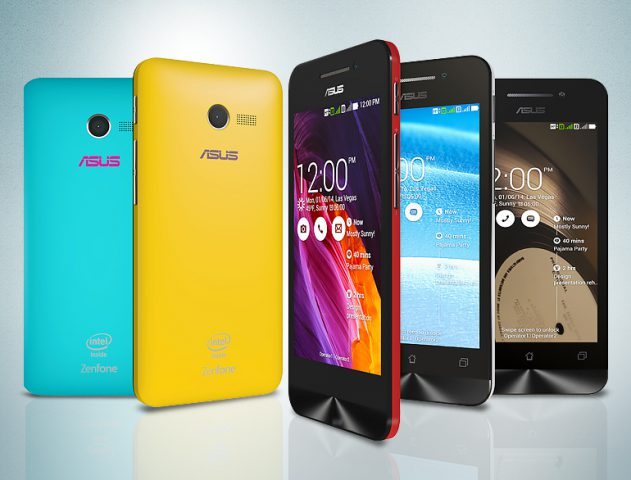 Asus Zenfone 4, 5 and 6 enter smartphone market in India @TheRoyaleIndia