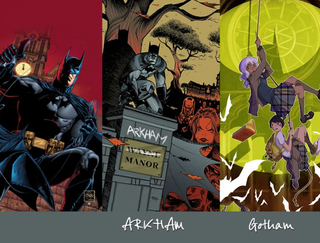 DC comics to launch two new books of Batman series @TheRoyaleIndia