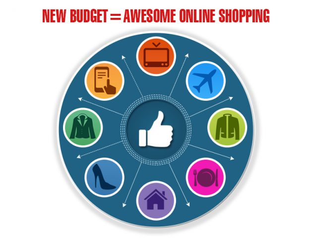 Budget for the Aam India – Splurge and Shop – Are you ready for it? @TheRoyaleIndia