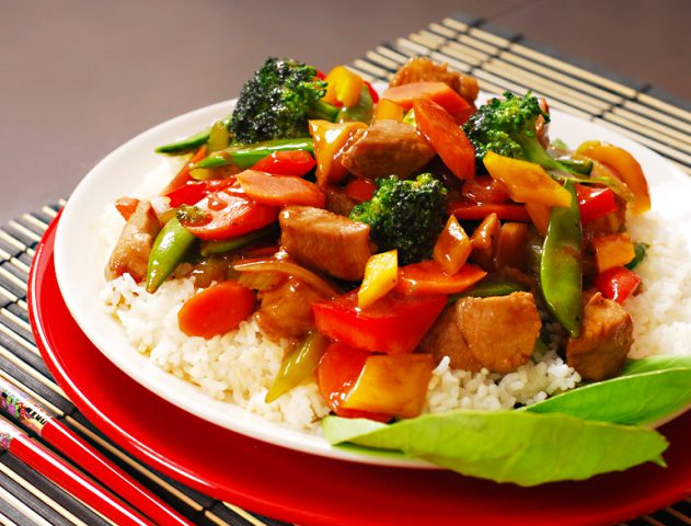 Easy Chinese Dishes for Dummies @TheRoyaleIndia