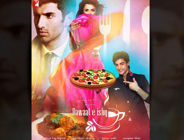 Yash Raj Films brings comedy drama film 'Daawat-e-Ishq,' @TheRoyaleIndia