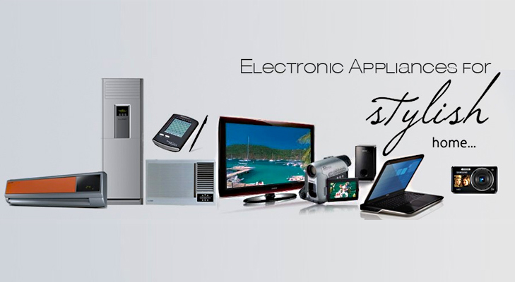 electronic appliances @TheRoyaleIndia
