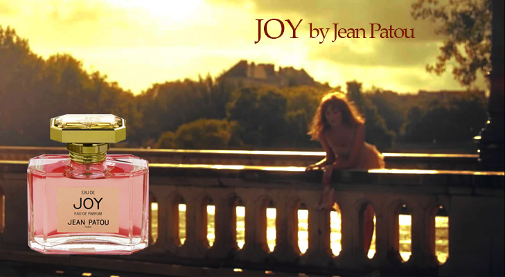 Joy Perfume by Jean Patou @TheRoyaleIndia