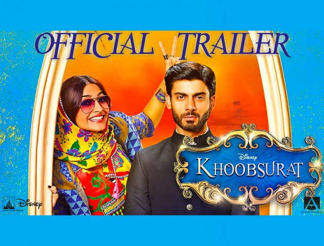 Trailer of Khoobsurat launched @TheRoyaleIndia