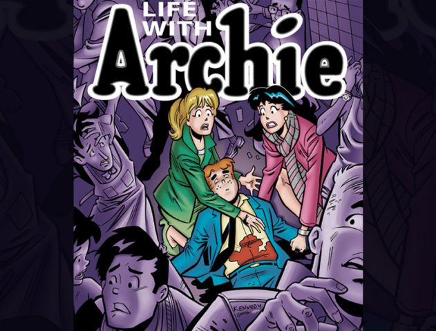 Archie dies a heroic death @TheRoyaleIndia