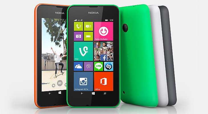 Lumia 530 @TheRoyaleIndia