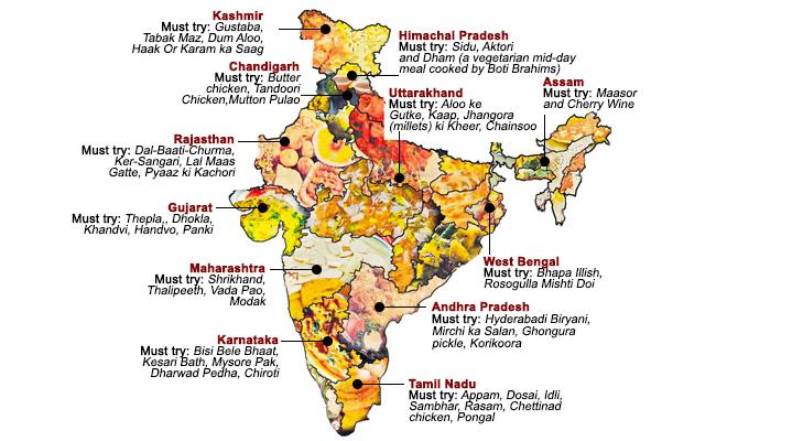 mesmerizing menus @TheRoyaleIndia