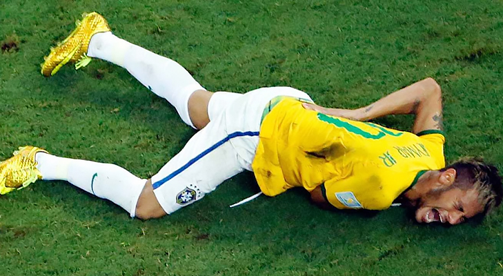 neymar injury @TheRoyaleIndia