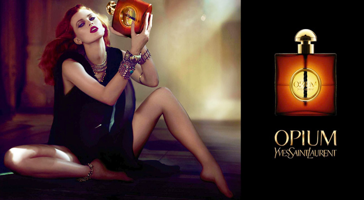 Opium by YSL @TheRoyaleIndia