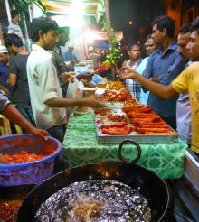 Relish on Moutwatering Ramzan special dishes across street bazaars of India
