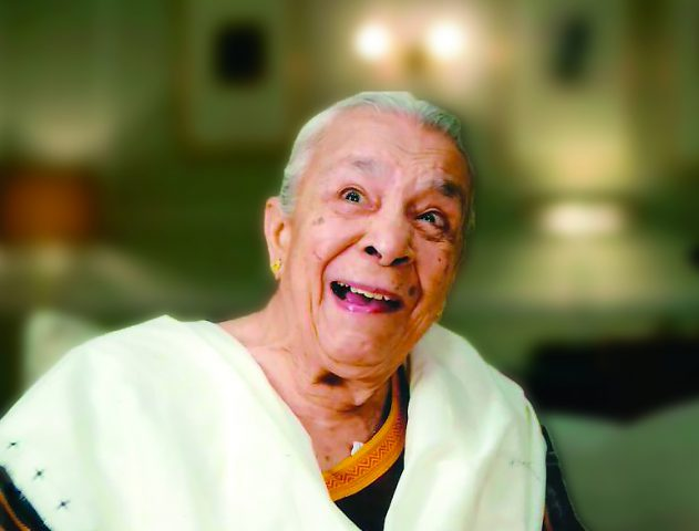 Zohra Sehgal bids farewell at 102 @TheRoyaleIndia
