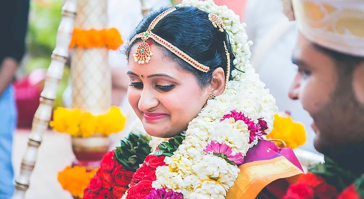 bride look @TheRoyaleIndia