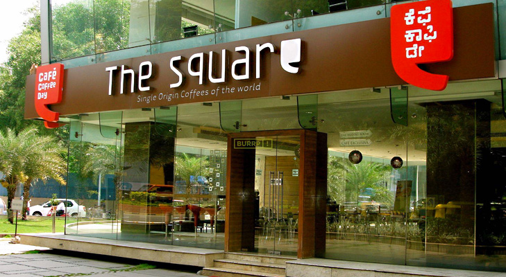 cafe coffee day square bangalore @TheRoyaleIndia