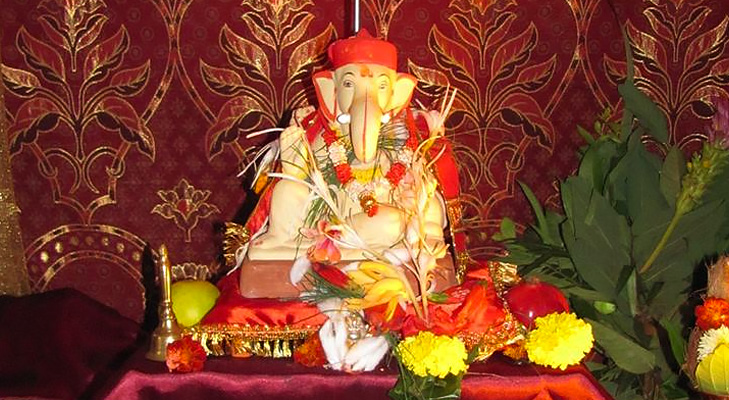 cloth eco friendly ganpati @TheRoyaleIndia