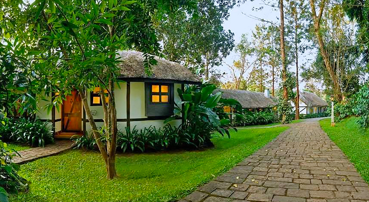 Coorg in the rains @TheRoyaleIndia