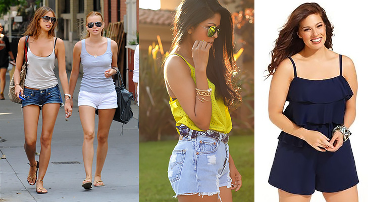 Denim Shorts @TheRoyaleIndia