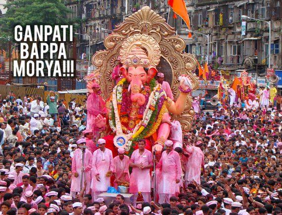 Dhols, Tashas, Lezims and Bollywood Beats - Our Bappa Loves Music @TheRoyaleIndia