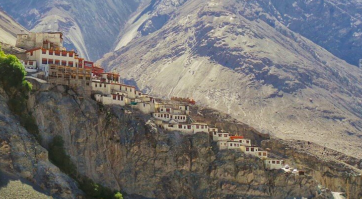 diksit monastery @TheRoyaleIndia