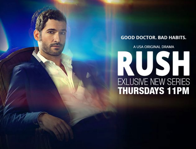 Dr. Rush to Captivate India every Thursday on Movies Now @TheRoyaleIndia