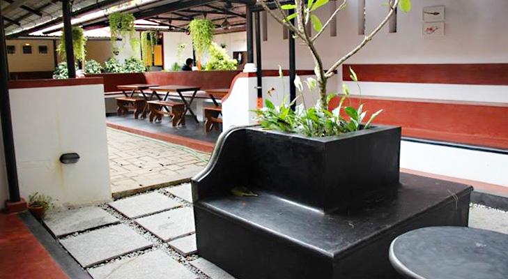 A Getaway in the City at Dyu Art Café, Bangalore