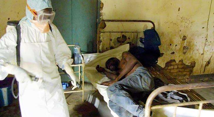 ebola outbreak @TheRoyaleIndia