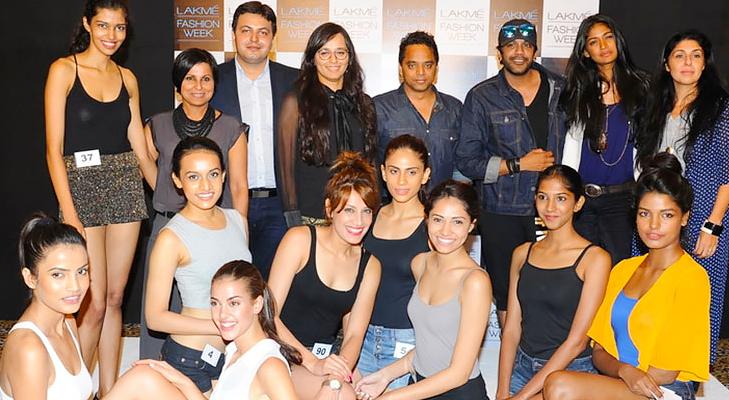 fresh faces lakme fashion week @TheRoyaleIndia