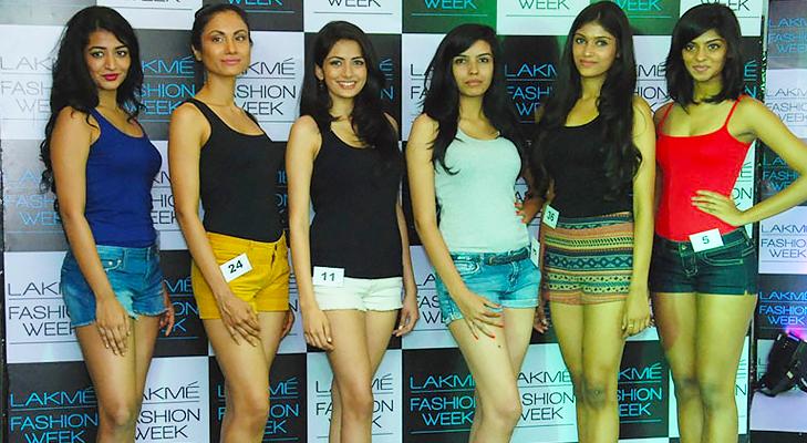 fresh faces lfw @TheRoyaleIndia