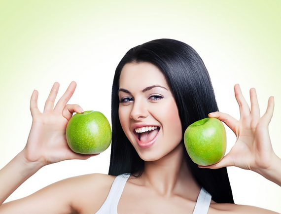The Right Fruits For Your Hair