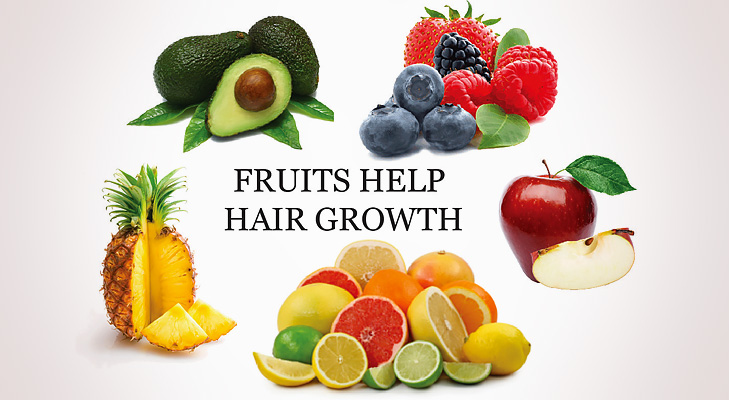 fruit benefits for hair @TheRoyaleIndia