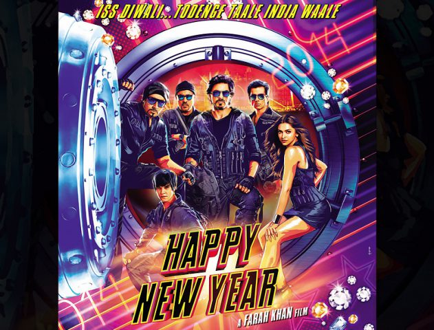 Happy New Year: Trailer Released Today! @TheRoyaleIndia