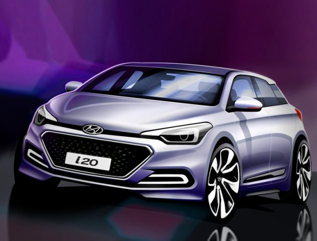 Hyundai Elite i20 to be launch on August 11 @TheRoyaleIndia