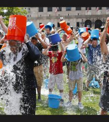 Get drenched in charity with Ice-bucket Challenge!!!