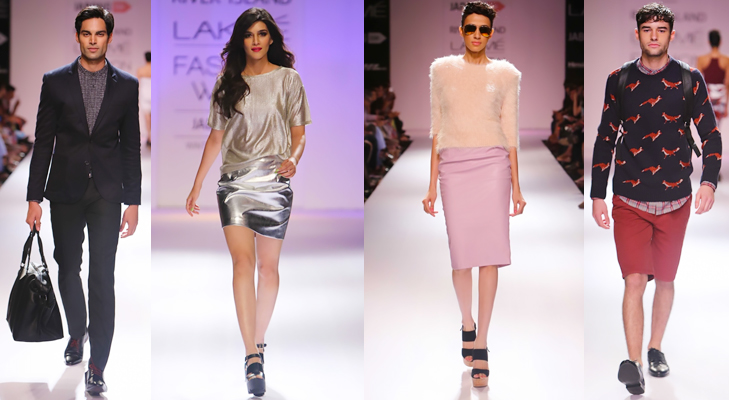 jabong presents river land lfw 2014 @TheRoyaleIndia