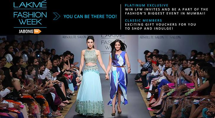 jabong stage lfw @TheRoyaleIndia