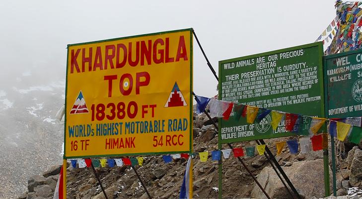 khardungla top @TheRoyaleIndia